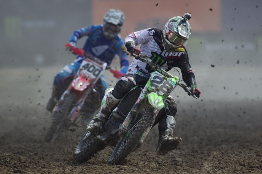 Cleanliness is not an option in motocross races Leopoldo Smith/LatinContent Editorial/Getty Images