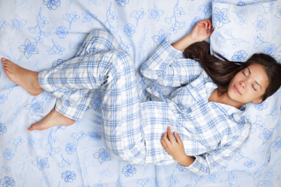 You can't eat while you sleep, but sleeping for several days under heavy sedation isn't really a viable long-term weight control plan.  ©iStock/Thinkstock