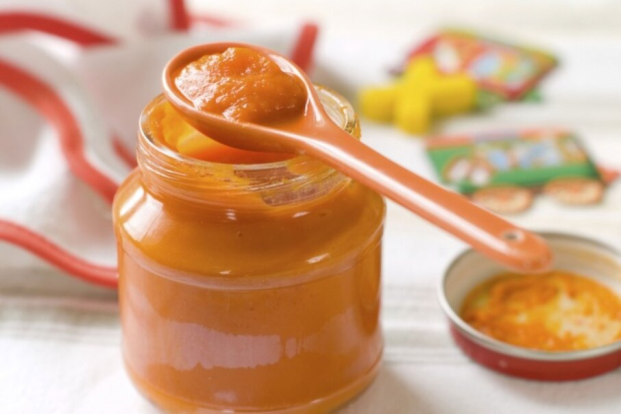 Maybe Horace Fletcher would have been a fan of the baby food diet's pre-liquefied nosh.   ©iStock/Thinkstock
