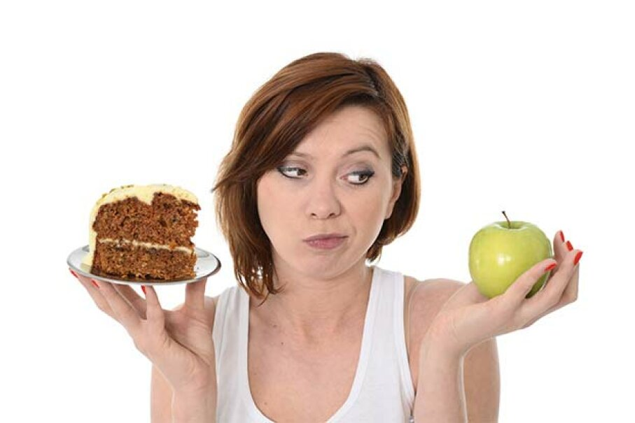 If food cravings really mean you're lacking certain vitamins or minerals, how come you always crave a piece of cake but not an apple? OcusFocus/iStock/Thinkstock