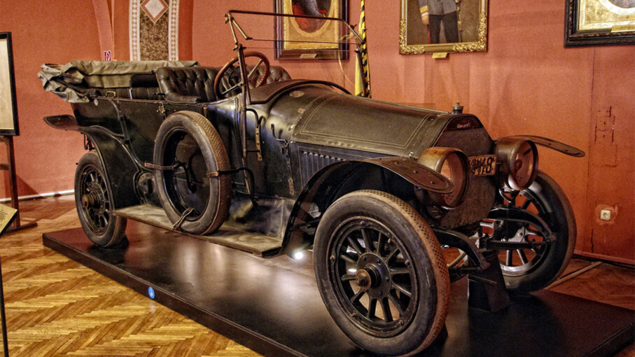 Archduke Ferdinand, car