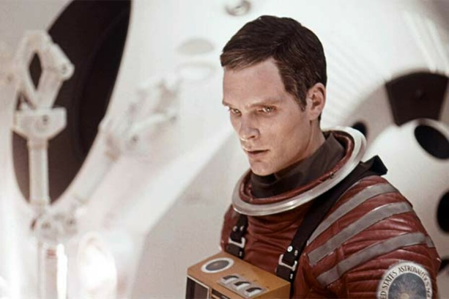 Keir Dullea starred as astronaut Dr. David Bowman in '2001: A Space Odyssey.' Metro-Goldwyn-Mayer/Getty Images