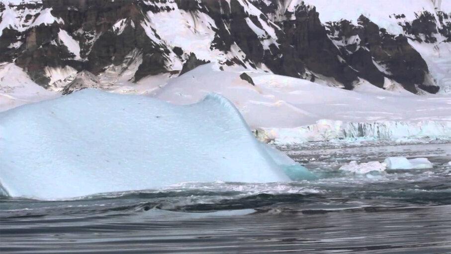 iceberg, flip