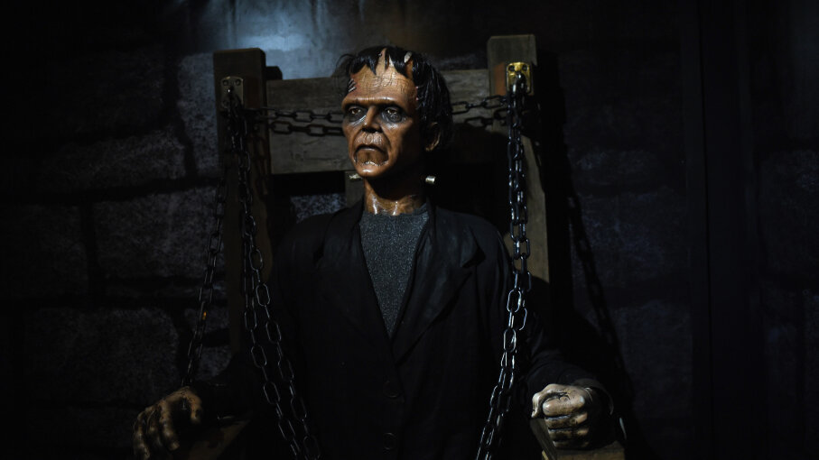 Frankenstein, Dreamland Wax Museum