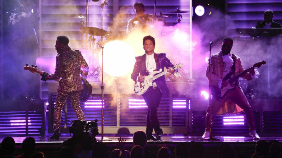 Bruno Mars, Grammys