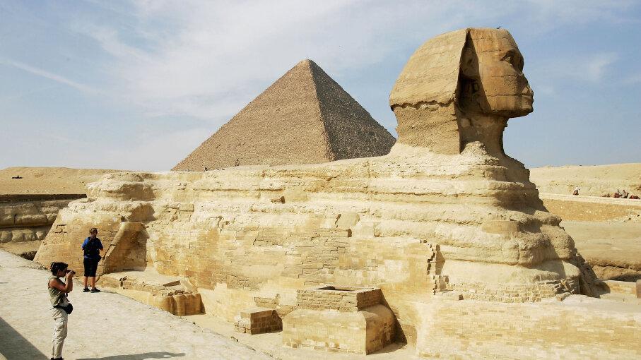 pyramid, ramp