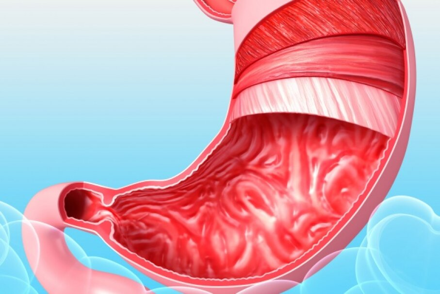 There is a coating of mucus lining your gastrointestinal tract right now. Don't worry -- it's supposed to be there. ©iStock/Thinkstock