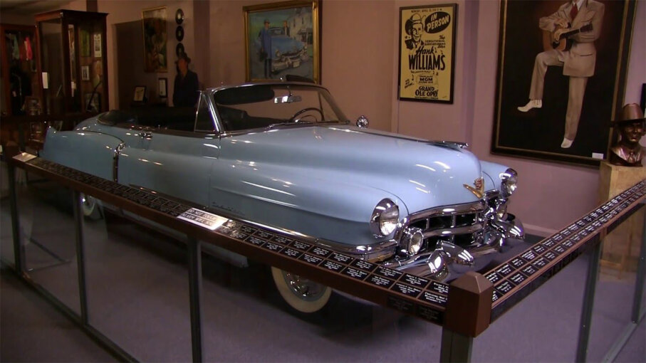 Hank Williams, death car
