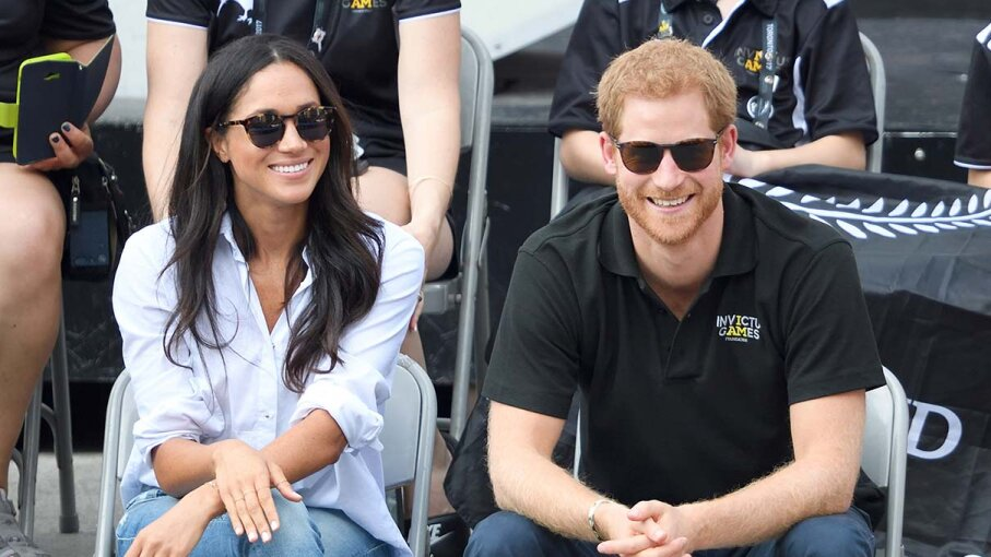 Harry, Meghan