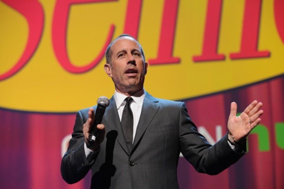 "Jerry Seinfeld continued to make money off ""Seinfeld"" even after the long-running show ended. Craig Barritt/Getty Images for Hulu"