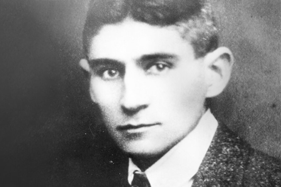 "Franz Kafka was a Czech author whose bizarre novels gave birth to the overused phrase ""Kafkaesque."" Sovfoto/UIG via Getty Images"