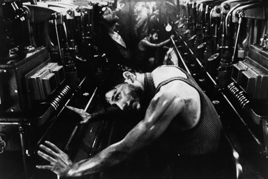 War is hell -- especially if you're crammed into a submarine for long stretches. Columbia Pictures/Getty Images
