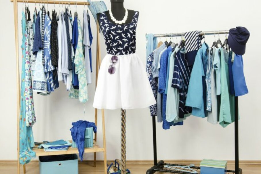Storing inventory in your closet? It's work space. luanateutzi/iStockphoto/ThinkStock