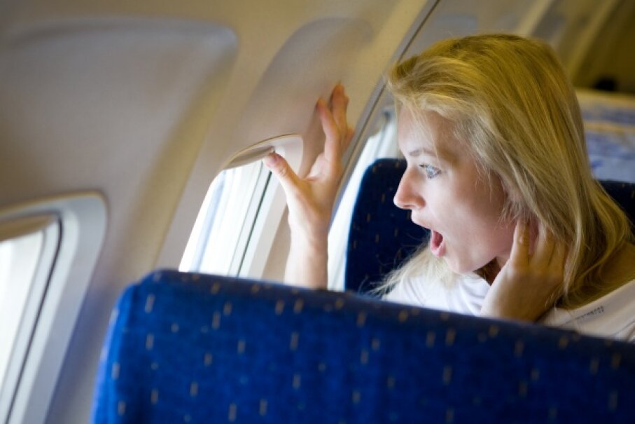 The odds are in your favor when it comes to surviving a plane accident. Vladimir Surkov/iStock/Thinkstock