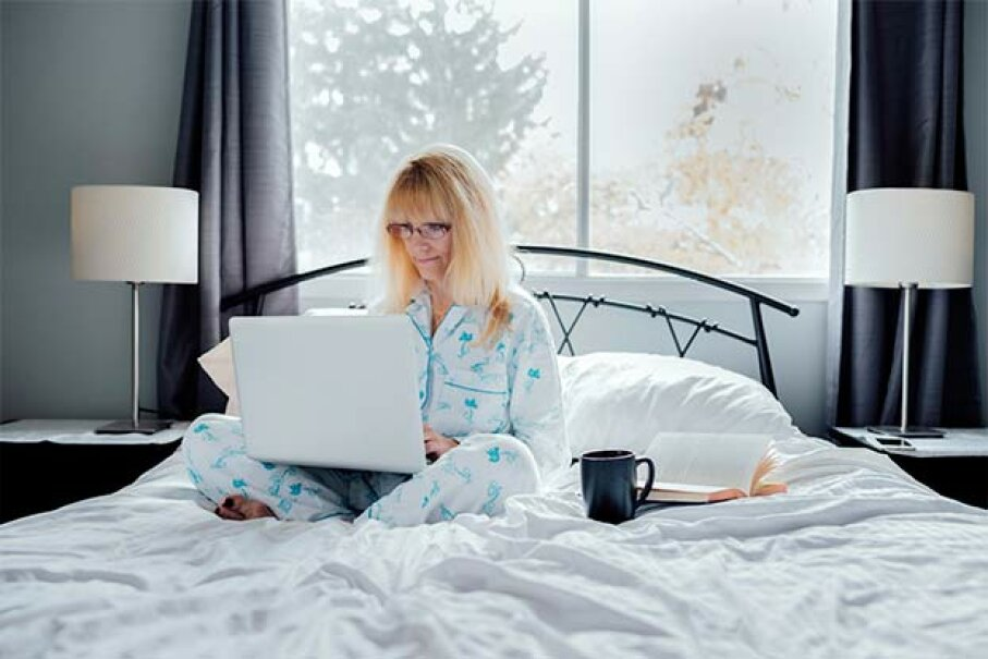 Imagine being paid just to give your opinion about the hotel bed! jrwasserman/iStock/Thinkstock