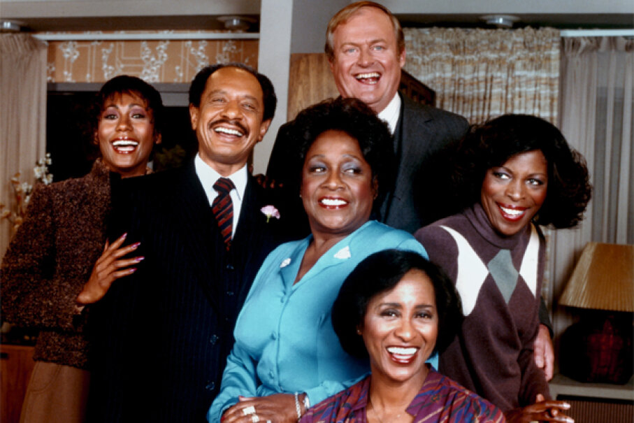 "Some of America's most popular TV shows, including ""The Jeffersons,"" were spin-offs from other (often less-popular) precursor programs. Michael Ochs Archives/Getty Images"
