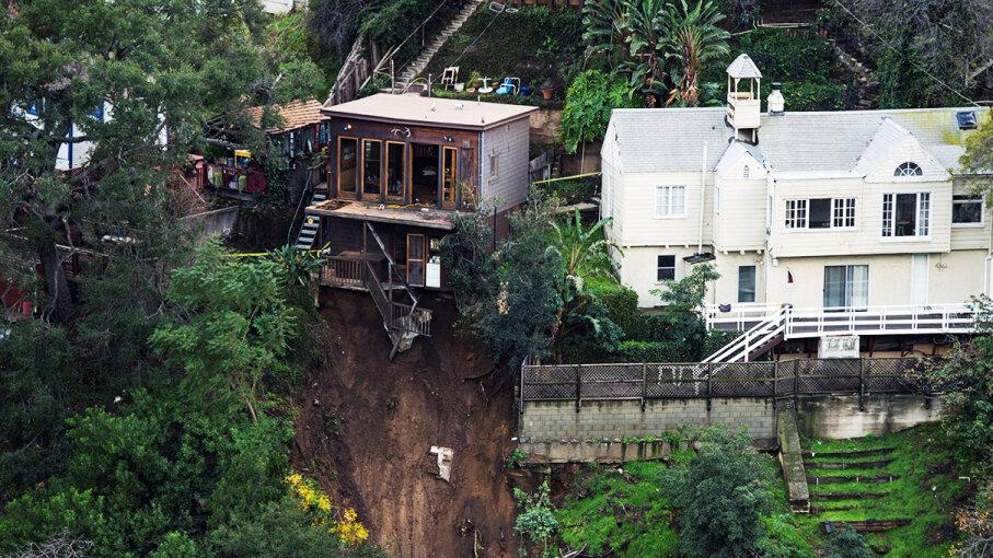 landslide mudslide