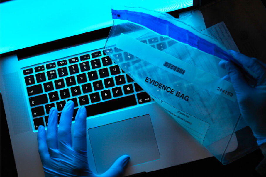The business world is fraught with risks, and that includes scammers looking to use the internet for nefarious purposes. © Andrew Brookes/Corbis