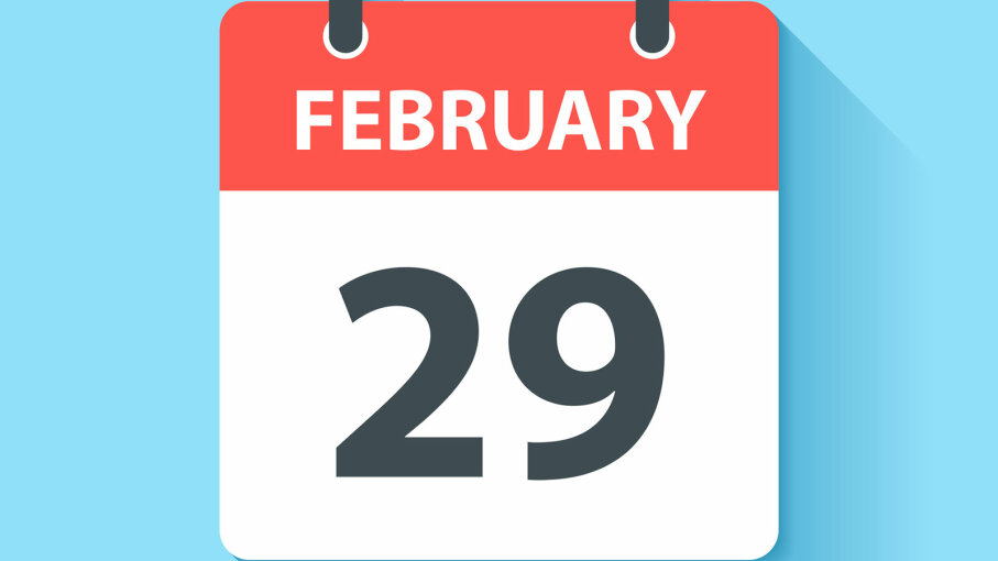 Feb. 29 calendar