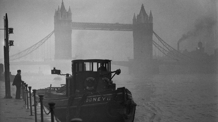 London, smog