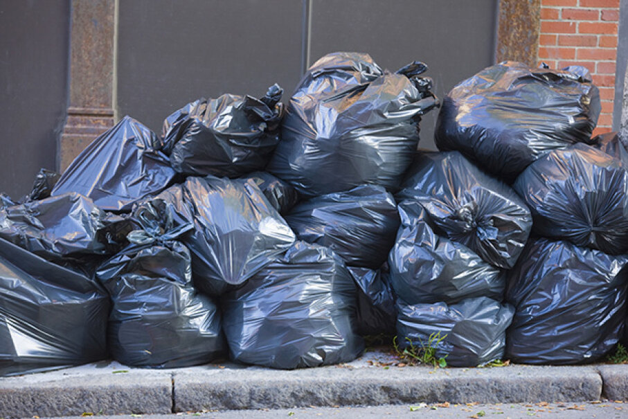 Mobsters have been getting trashy in New York for decades. Mark Hunt/iStock/Thinkstock