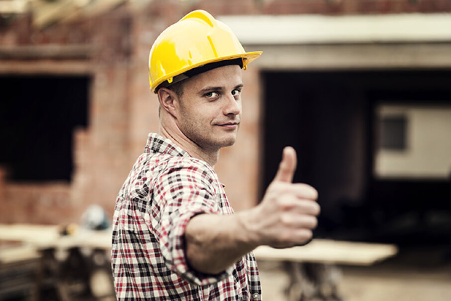 Fuggedaboutit; the Mafia's got this construction site all under control. gpointstudio/iStock/Thinkstock