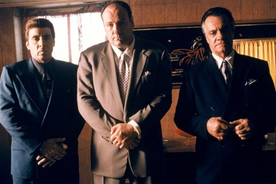 The Mafia means business. HBO/Hulton Archive/Getty Images