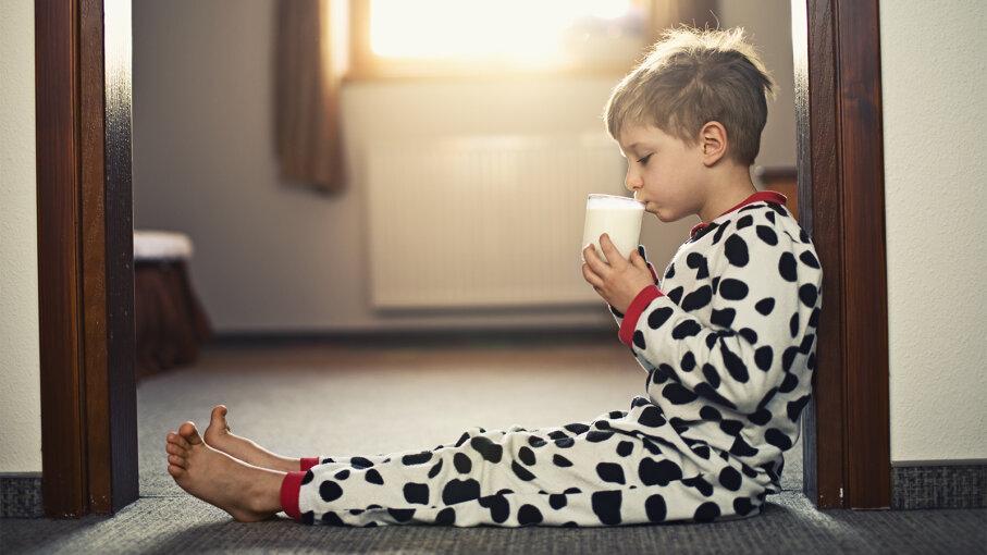 milk, mucus