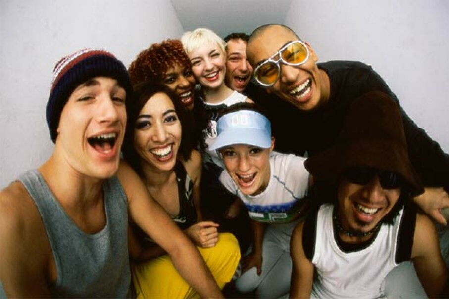 What's the biggest stereotype about millennials? That they're all alike. Purestock/Getty Images
