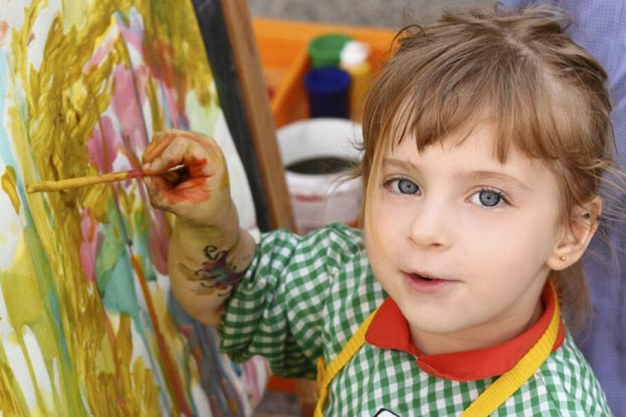 How can a kid make money nowadays? Maybe with some original paintings! See more inventor pictures. Ingram Publishing/Thinkstock