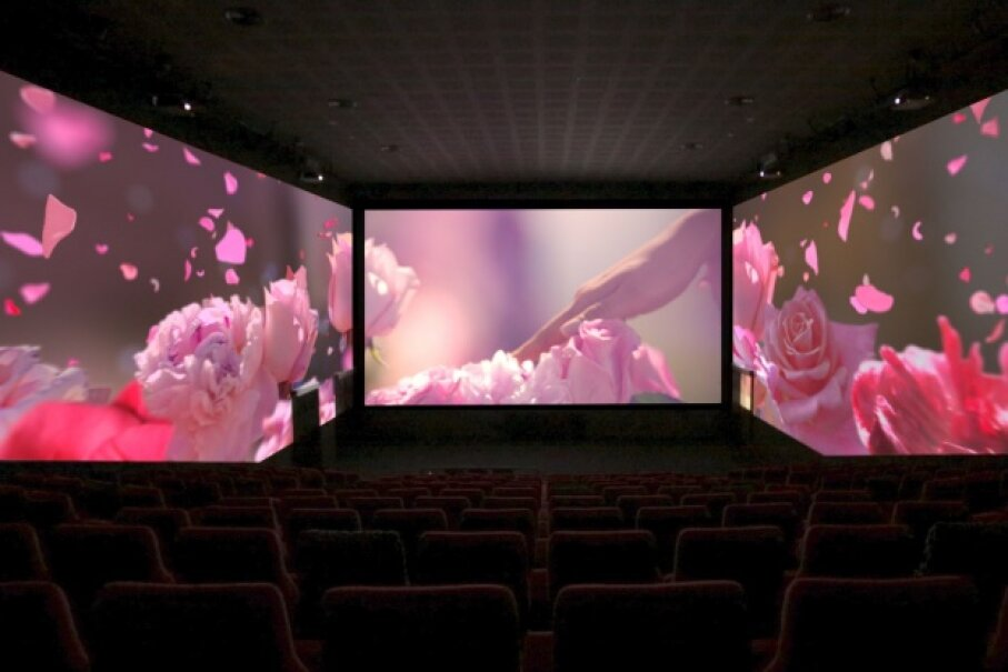 ScreenX promises an immersive, visually stunning way to take in movies. © TheScreenX, used under the Creative Commons 3.0 license.