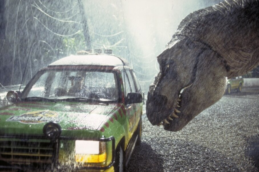 "When the first ""Jurassic Park"" movie debuted, it blew audiences away … but not with reality based science. © Murray Close/Getty Images"