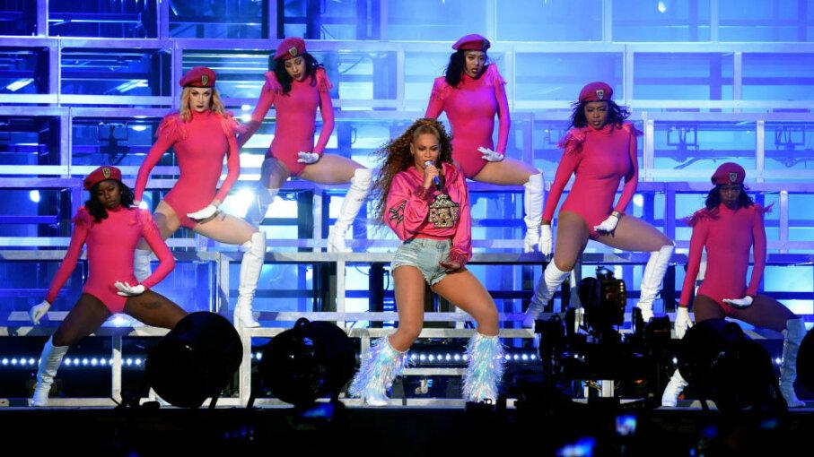 Beyoncé, Coachella