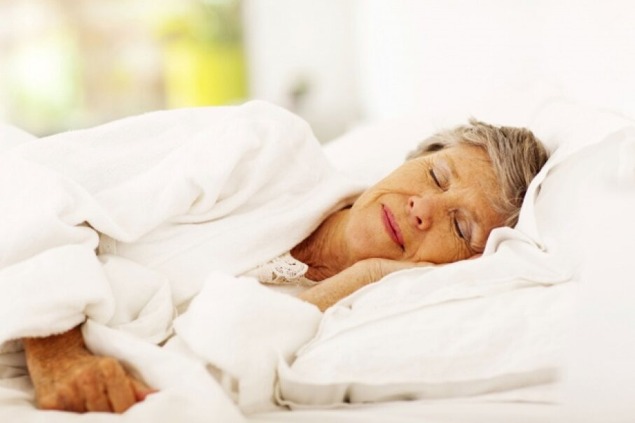Even as you mature, you still need plenty of sleep. © michaeljung/iStock/Thinkstock