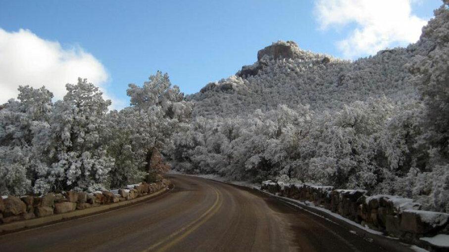 winter, Big Bend National Park National Park