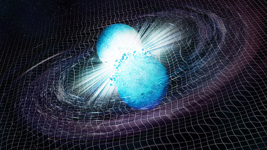What Do You Get When Two Neutron Stars Collide ...