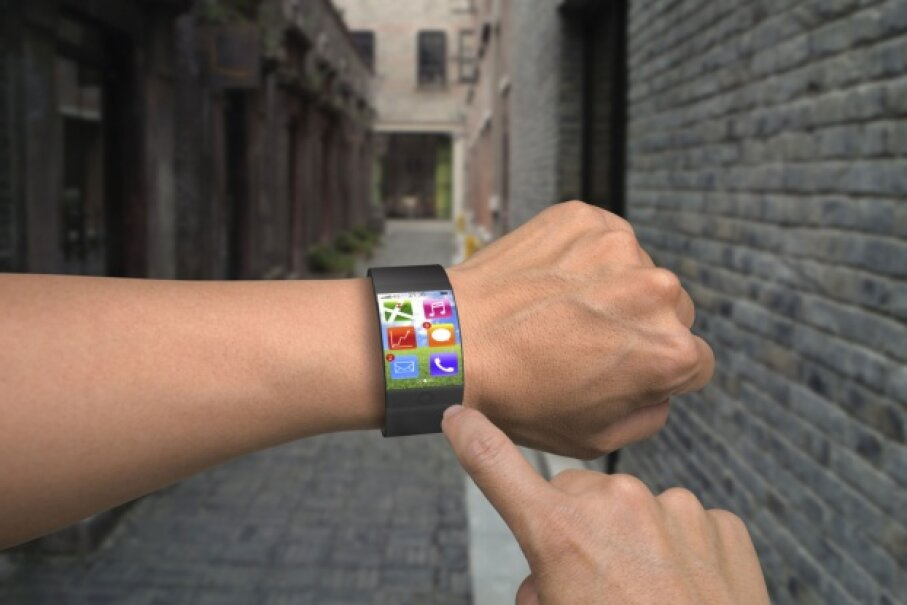 Smartwatches are just the tip of the iceberg when it comes to wearable tech. © BsWei/iStock/Thinkstock