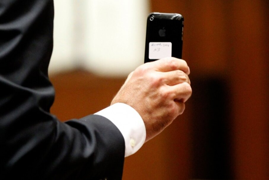 When Dr. Conrad Murray was tried for involuntary manslaughter for the death of Michael Jackson, his iPhone was entered as evidence. That trial was in 2011, and mobile devices have only become more critical in criminal investigation. © Mario Anzuoni-Pool/Getty Images