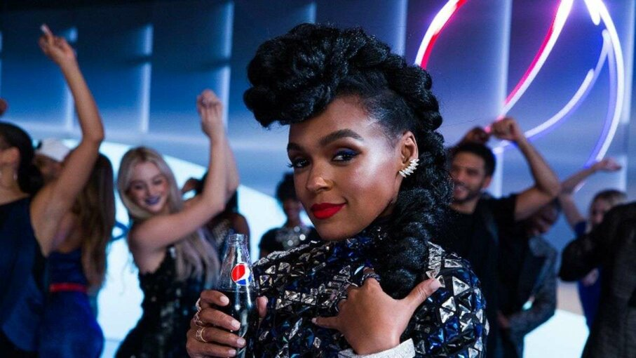 Pepsi's Super Bowl 50 commercial starring Janelle Monae celebrates the brand's heritage in music.  A study showed a soft drink ad during the Super Bowl contributed to a bump in profits for the company as long as no competing brands advertised. Rachel Murray / Getty Images/PepsiCo