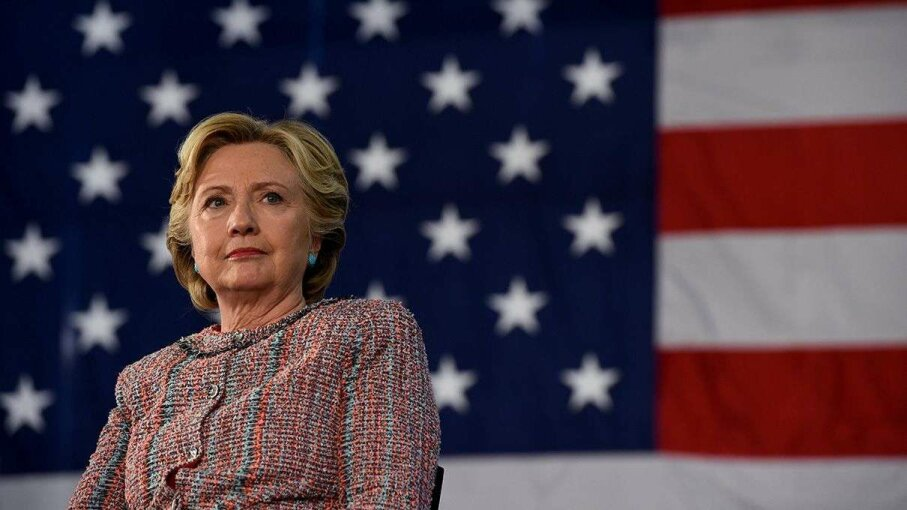 The HowStuffWorks podcast Stuff They Don't Want You to Know discusses Hillary Clinton and some of the conspiracy theories surrounding her. Last week, the hosts talked about conspiracy theories related to Donald Trump. TIMOTHY A. CLARY/AFP/Getty Images
