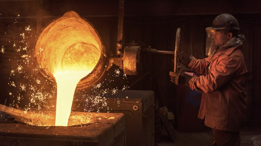 Imagine burning-hot, molten metal poured not into a safe and insulated crucible, but rather your open mouth. That horrifying form of execution actually happened. Monty Rakusen/Getty Images