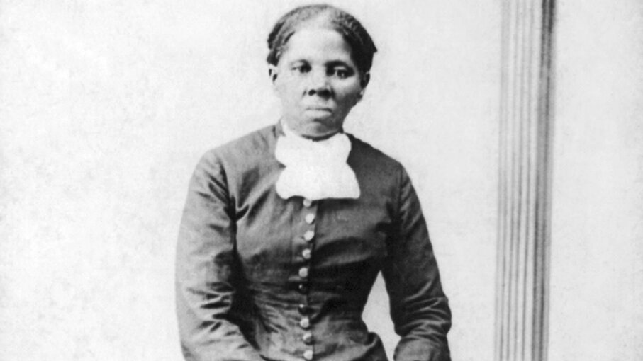 One of the most widely recognized images of the abolitionist, circa 1870. HB Lindsey/Underwood Archives/Getty Images