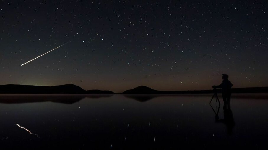 What astronomical events top the 2017 calendar? Haitang Yu/Getty Images