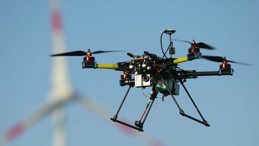 A small town in Colorado recently rejected the idea of issuing drone hunting permits to its residents. But what's happening in Utah? Sean Gallup/Getty Images
