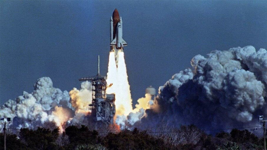 If you watched the Space Shuttle Challenger lift off on Jan. 28, 1986, and then tragically explode 72 seconds into its flight, you likely have a strong memory of it. But you probably have some details wrong. BOB PEARSON/AFP/Getty Images