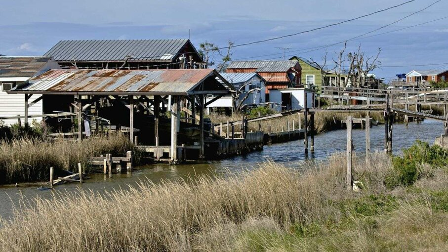 Isle de Jean Charles, Terrebonne Parish