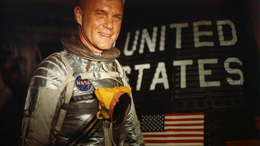 Goodbye to a Beloved Astronaut Carousel image:  Bettmann/Contributor/Getty; Video: CNN: Aviation Icon John Glenn Dead at 95