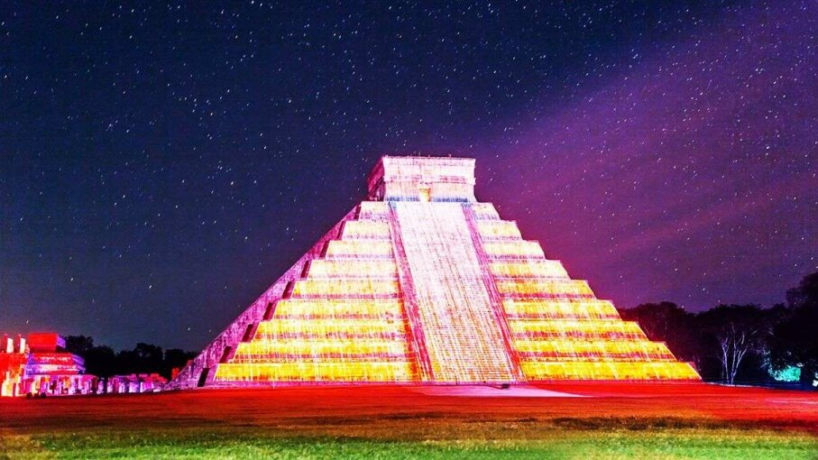 One researcher believes that some of the key calculations of Mayan astronomy may have been deduced by one individual ancient scientist. Matteo Colombo/Getty Images
