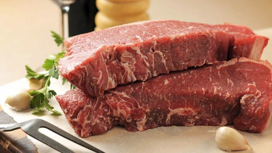 Strip steak is one of the cuts of beef found to be more tender after freezing and thawing, according to a new study. JJ Poole/Getty Images