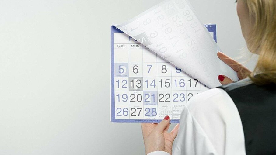 Why does Tuesday get no love? There's a study to answer that. Image Source/Getty Images